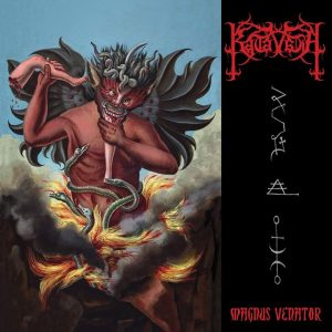 KATAVASIA (Gr) – 'Magnus Venator' CD