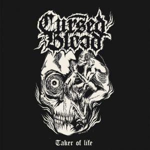 CURSED BLOOD (Gr) – 'Taker of Life' MLP