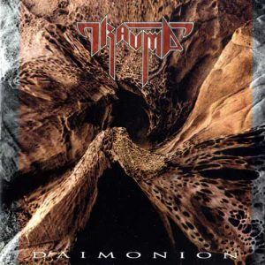 TRAUMA (Pol) – 'Daimonion' CD