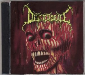 DETERIORATE (USA) - Rotting in Hell + Demos' 2-CD