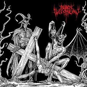 BLACK WITCHERY (USA) – 'Desecration Of The Holy Kingdom' CD