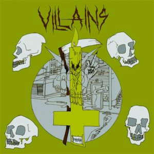 VILLAINS (USA) – 'The Road To Ruin' CD