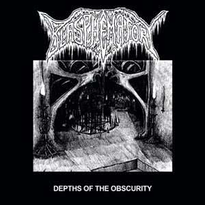 BLASPHEMATORY (USA) – 'Depths of the Obscurity' CD