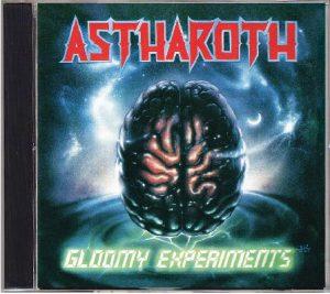ASTHAROTH (Pol) – 'Gloomy Experiments + Demos' 2-CD