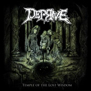 DEPRIVE (Spa) – 'Temple of the Lost Wisdom' CD