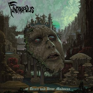 FUNERALOPOLIS (Swi) – 'of Death / of Prevailing Chaos' CD