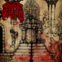 GRAVE MIASMA (UK) - 'Realm Of Evoked Doom' MCD
