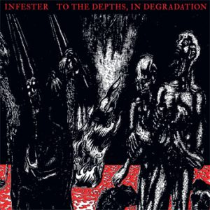 INFESTER (USA) – 'To the Depths