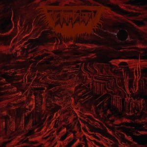 TEITANBLOOD (Spa) – 'The Baneful Choir' LP