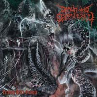 DRAWN AND QUARTERED (USA) - 'Feeding Hell's Furnace' CD