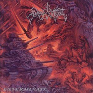 ANGELCORPSE (USA) – 'Exterminate' CD