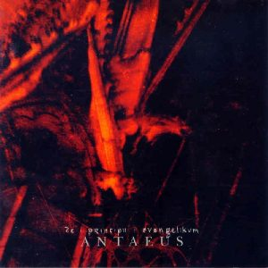 ANTAEUS (Fr) – 'De Principii Evangelikum' CD