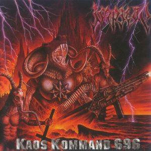 IMPIETY (Sing) – 'Kaos Kommand 696' CD