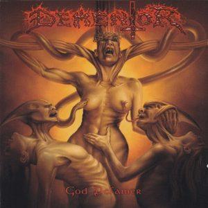 DEMENTOR (Slk) - 'God defamer' CD