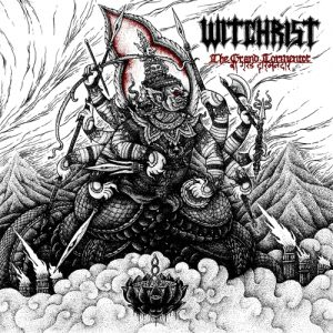 WITCHRIST (NZ) – 'The Grand Tormentor' CD