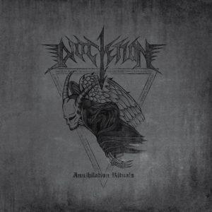 DIOCLETIAN (NZ) – 'Annihilation Rituals' CD