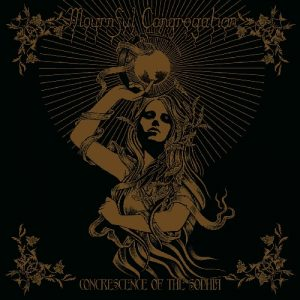 MOURNFUL CONGREGATION (Aus) – 'Concrescence Of The Sophia' CD Digipack