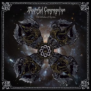MOURNFUL CONGREGATION (Aus) – 'The Incubus of Karma' CD