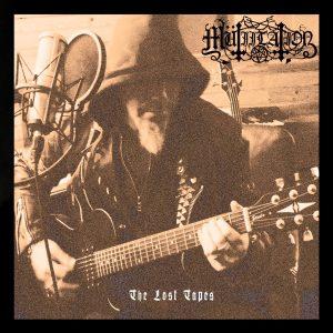 MÜTIILATION (Fra) – 'The Lost Tapes' CD