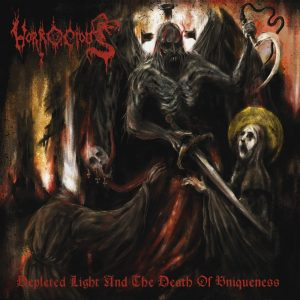 HORROCIOUS – 'Depleted Light and the Death of Uniqueness' CD