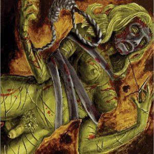 LORD MANTIS (USA) – 'Death Mask' CD Digipack