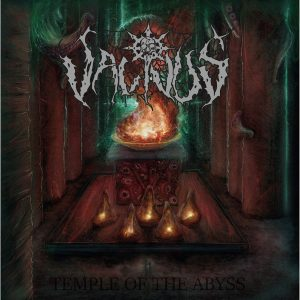 VACIVUS (UK) – 'Temple of the Abyss' CD