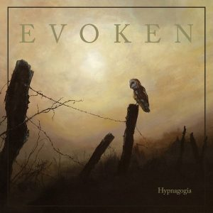 EVOKEN (USA) – 'Hypnagogia' CD Digipack