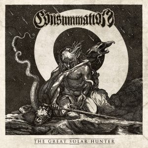 CONSUMMATION (Aus) – 'The Great Sollar Hunter' CD Slipcase