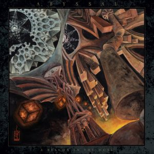 ABYSSAL (UK) – 'A Beacon In The Husk' CD Digipack