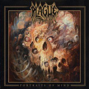 PLAGUE (Gr) – 'Portraits of Mind' CD