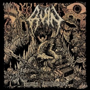RUIN (USA) – 'Human Annihilation' CD