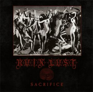 RUIN LUST (USA) – 'Sacrifice' CD