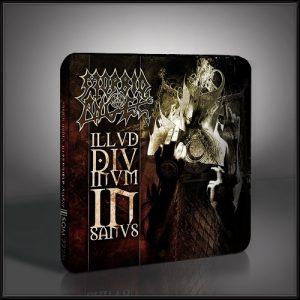 MORBID ANGEL (USA) – 'Illud Divinum Insanus' CD Metalbox