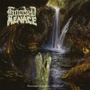 HOODED MENACE (Fin) – 'Ossuarium Silhouettes Unhallowed' CD