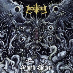 NECROWRETCH (Fra) – 'Satanic Slavery' CD Digipack