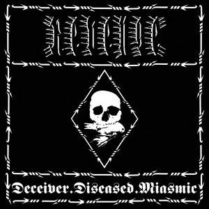 REVENGE (Can) – 'Deceiver.Diseased.Miasmic' MCD Digipack