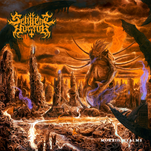 SENTIENT HORROR (USA) – 'Morbid Realms' CD Digipack