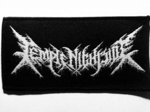 TEMPLE NIGHTSIDE (Oz) - logo PATCH