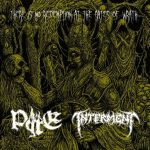 "PYRE / INTERMENT (Rus/Swe) – split 7""EP (Clear vinyl)"