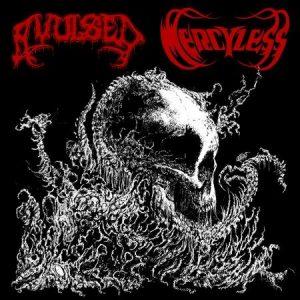 """MERCYLESS / AVULSED (Fra/Spa) – split 7""""EP"""