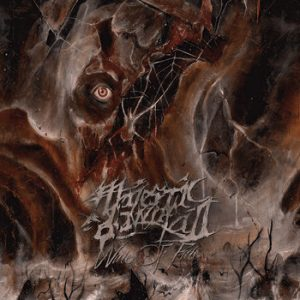 MAJESTIC DOWNFALL (Mex) - 'Waters of Fate' CD Slipcase