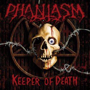 PHANTASM (Rus) – 'Keeper Of Death' CD