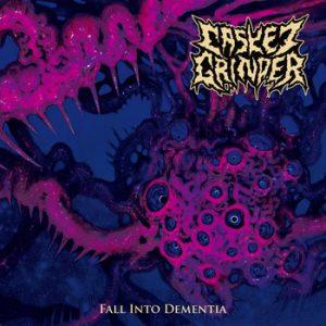 CASKET GRINDER (Col) – 'Fall into Dementia' CD