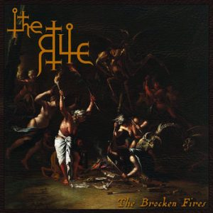 THE RITE - The Brocken Fires MCD