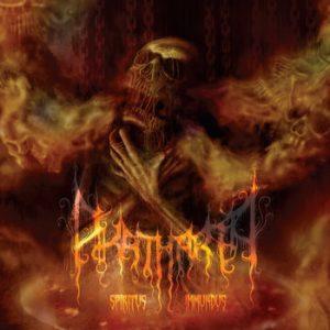 AKATHARTA (USA) – 'Spiritus Immundus' CD