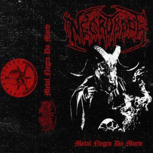 NECROBODE (Por) - Metal Negro Da Morte TAPE
