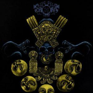 SAQRA'S CULT (Bel) – 'Forgotten Rites' CD