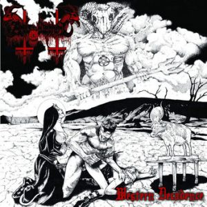 ANAL BLASPHEMY (Fin) – 'Western Decadence' CD