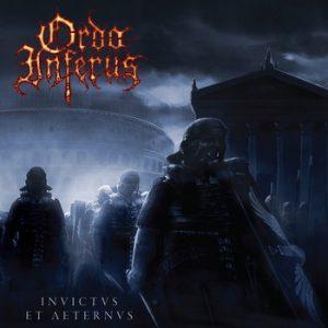 ORDO INFERUS – 'Invictus Et Aeternus' CD Digipak