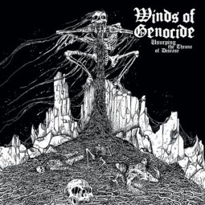 WINDS OF GENOCIDE (UK) – 'Usurping The Throne Of Disease' CD